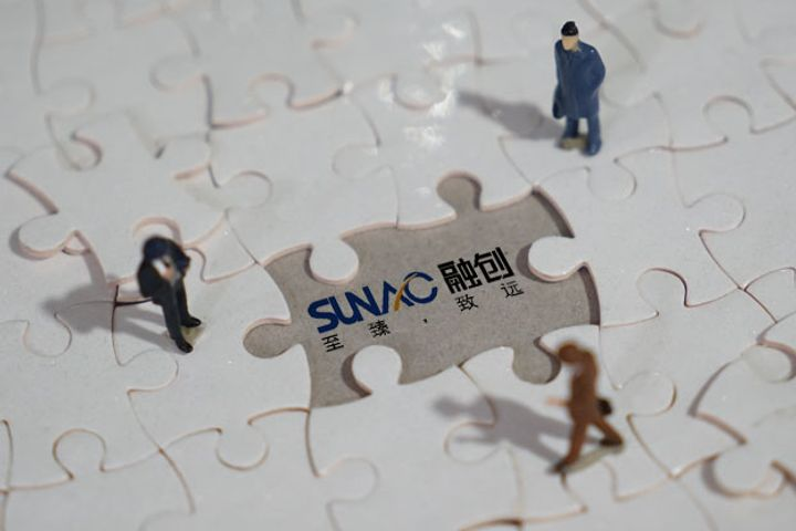 Sunac Enters Its First Commercial Fund to Acquire New Properties