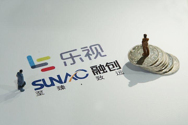 Sunac Pledges Its 170 Million LeTV Shares to Repay Bonds Worth USD283 Million