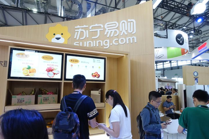 Suning Takes Department Stores Off Wanda's Hands to Boost Its O2O Retail