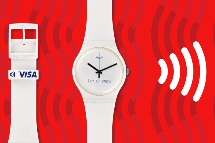 Swatch, China UnionPay Launch Next-Gen Contactless Payment Wristwatch