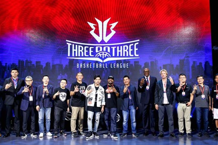 Taiwanese Celebrity Jay Chou Founds Three-on-Three Hoops League in Beijing