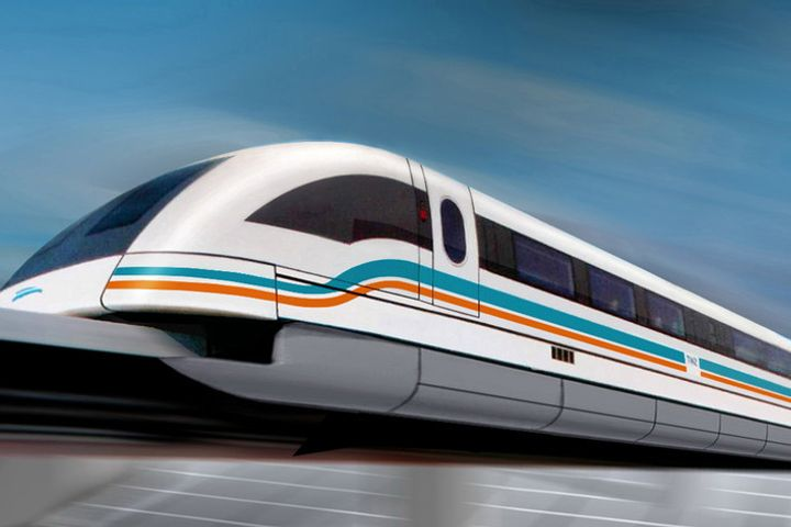 Tangshan Will Construct Maglev Rail Transit