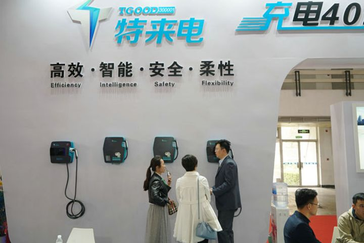 Teld New Energy to Make 80 Charging Stations for BMW in China