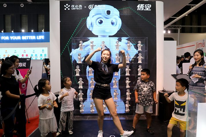 Tencent-Backed UBTech Robotics, Abu Dhabi Capital Pen USD362.4 Million AI Deal