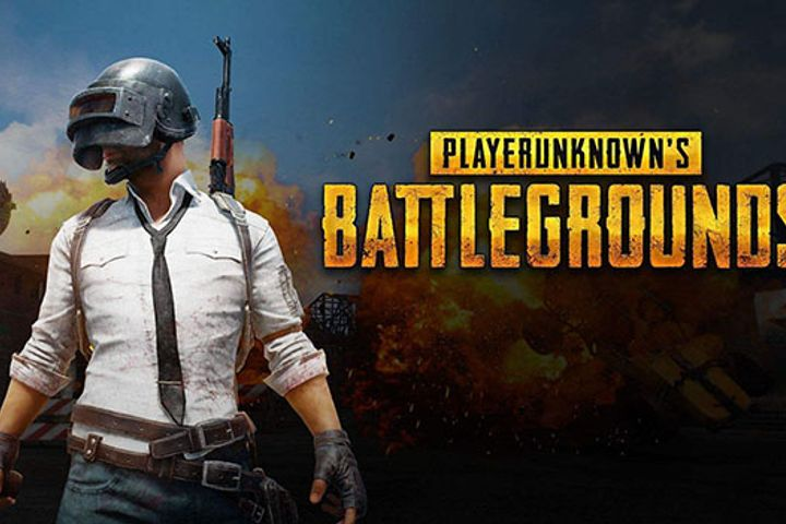 Tencent Founder Pony Ma Has His Head in PlayerUnknown's Battlegrounds