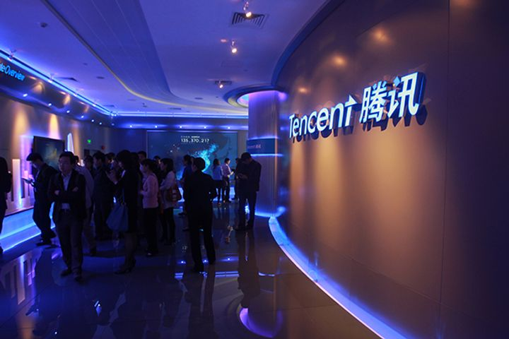 Tencent Gets License to Sell Funds Through Social Media App WeChat