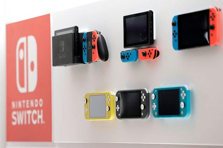 Tencent Launches USD297 Chinese Nintendo Switch
