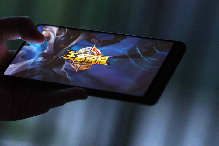 Tencent's Mobile Gamers Dwindle as China Users Seek Alternative Genres