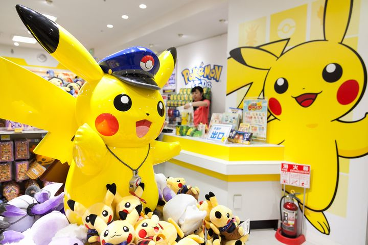 Tencent, Nintendo Affiliate Pokemon Partner on Video Games for Chinese Market