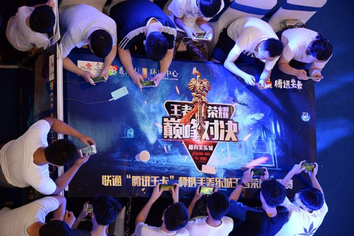 Tencent to Hook Up Its Hit Game King of Glory to ID Checks, Anti-Addiction Timers