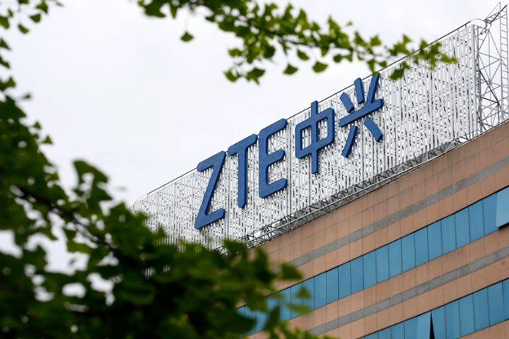 Terminals of China's ZTE Reach Three Key 5G Milestones