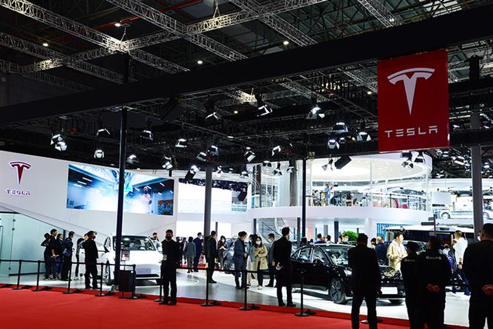 Tesla Says Sorry for Not Quickly Sorting Problems After Owner's Shanghai Auto Show Protest