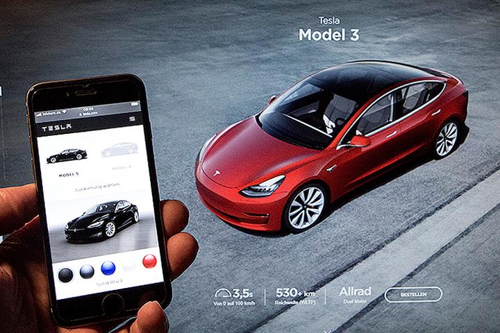 Tesla App Can Control Other People's Cars If Wrong Vehicle Is Linked, Report Says