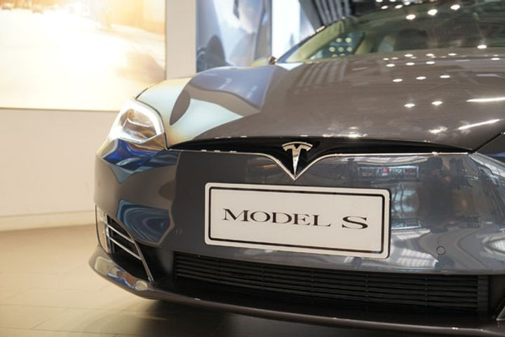 Tesla's China Sales Fall 70%, Trade Group Says, as Prices Fall to Three-Year Low