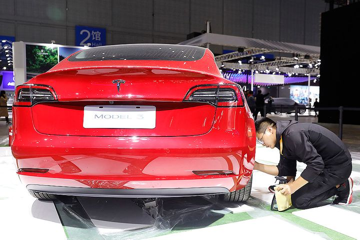 Tesla Confirms Battery Plan for China-Made Model 3, Won't Abandon Cobalt