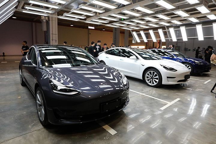 Tesla Could Further Cut China-Made Vehicle Price, Industry Group's Head Says