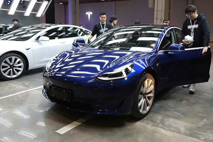 Tesla Is Ordered to Rectify Chip Issue in China-Made Model 3s