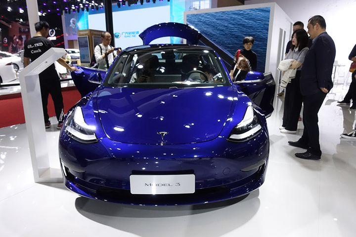Tesla Narrows Price Gap Between Imported, China-Made Model 3