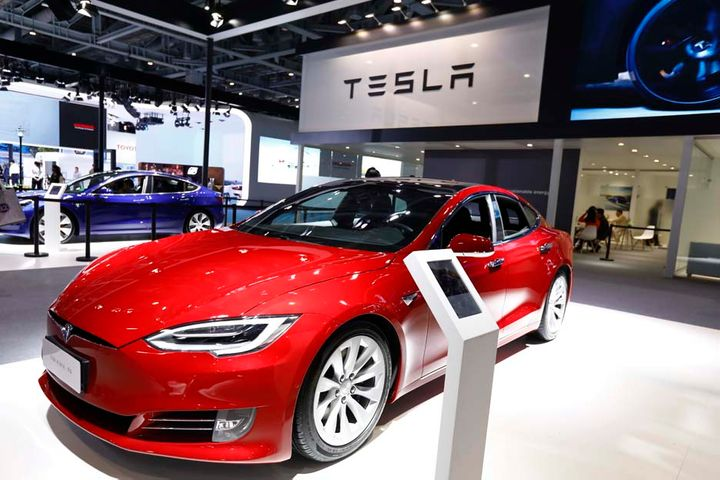 Tesla's Next Global Hit May Be Designed in China