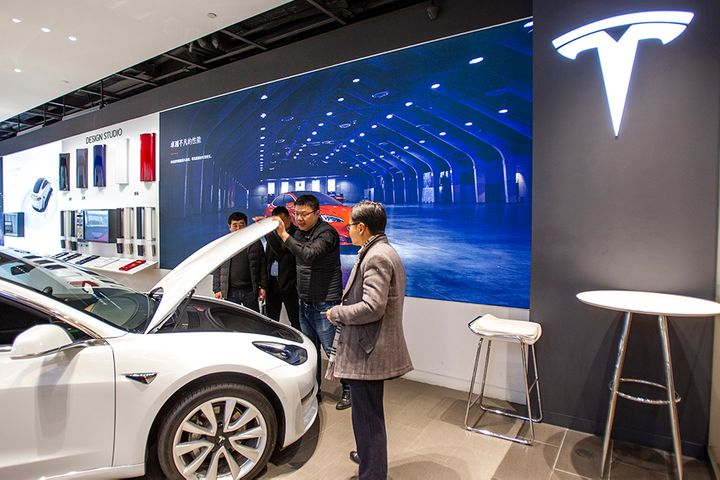 Tesla Owners Seek 10% Rebate After China Cans Sales Tax on Carmaker's EVs