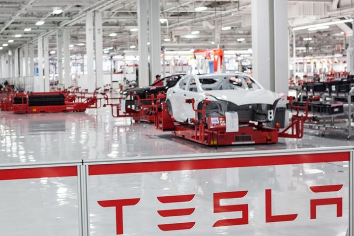 Tesla, Panasonic Could Localize EV and Auto Cell Production in China