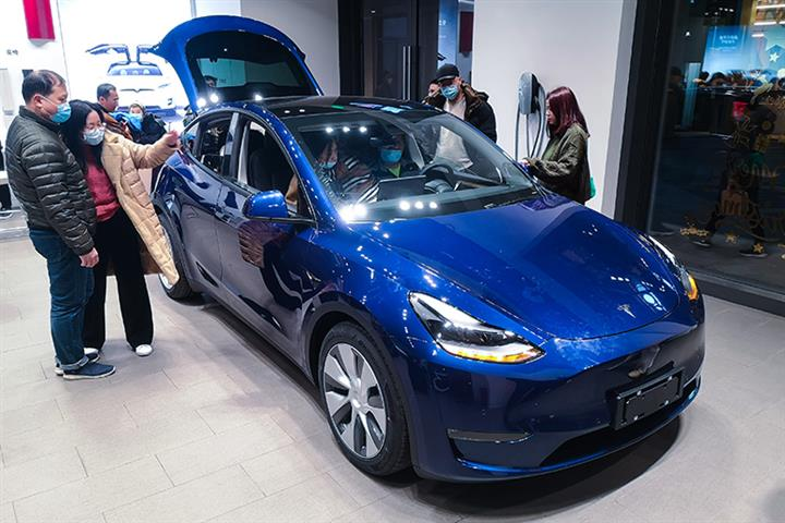 Tesla Prices Its China-Made Model Y Cars at 30% Less Than Imported Ones; Orders Pour in