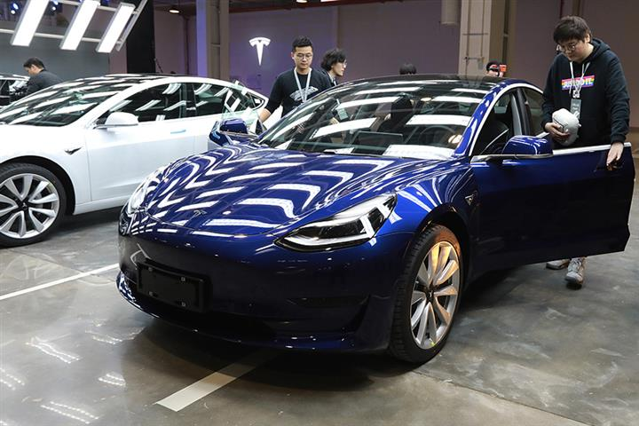 Tesla Raises China-Made Model 3 Price After Electric Car Subsidies Cut