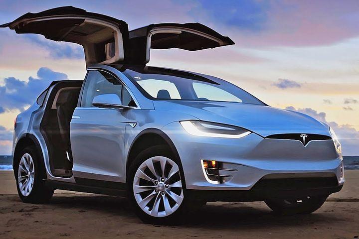 Tesla Recalls Model X SUVs Over Seat Issues