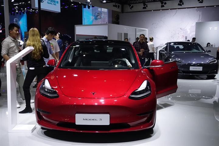 Tesla to Cut Model 3 China Price Below USD42,399 for Subsidies