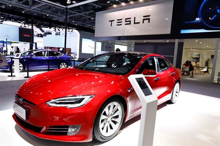 Tesla to Recall 36,000 Imported Model S, Model X Cars in China Over Faulty Memory Cards