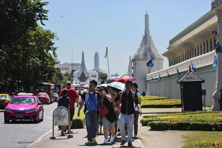 Thailand's Tourism Industry Posts Growth for Seven Straight Months