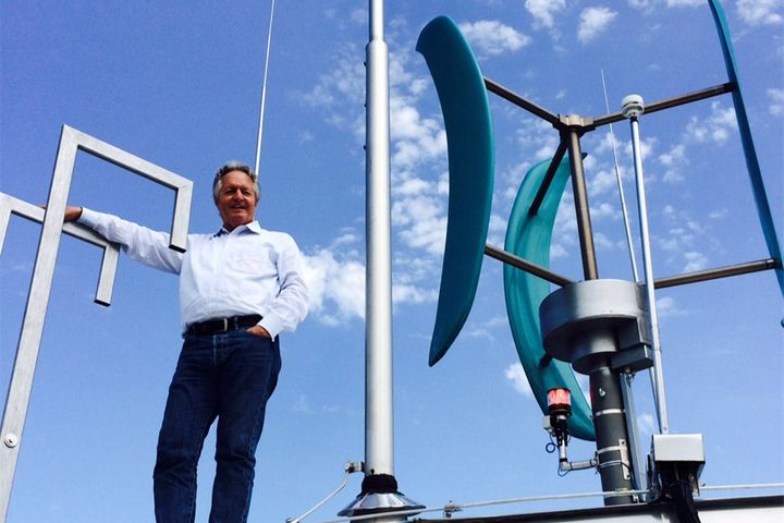 The Small Wind Turbine With Big Ambitions