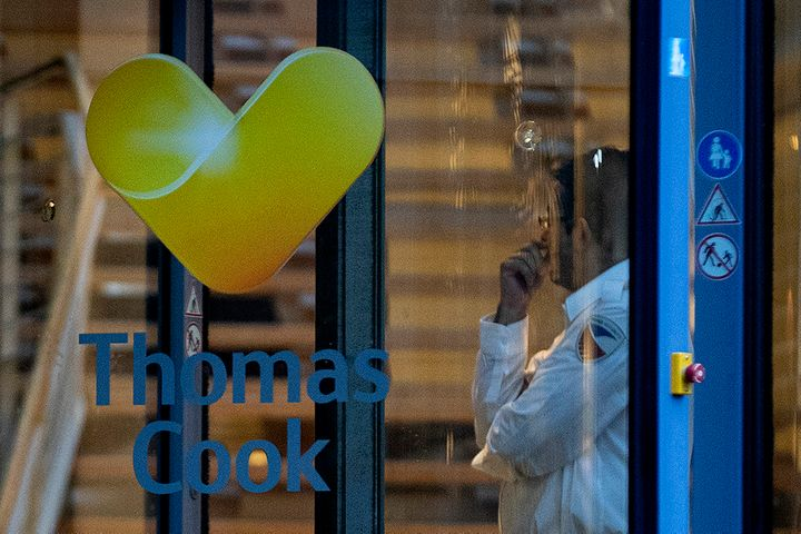 Thomas Cook's China JV Says It's Business as Usual After UK Travel Giant Collapses