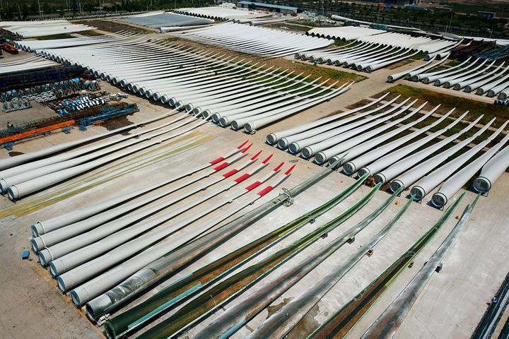 Titan Wind Energy to Spend USD71 Million on Henan Turbine Blade Plant
