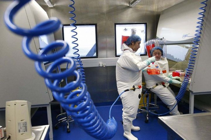 Top-Level Biosafety Lab Opens in China