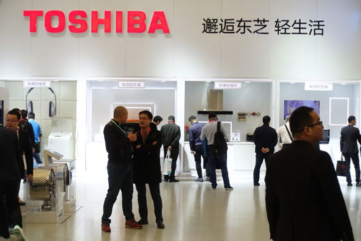 Toshiba Home Appliances Returns to Profit After Midea Takeover, Chairman Says