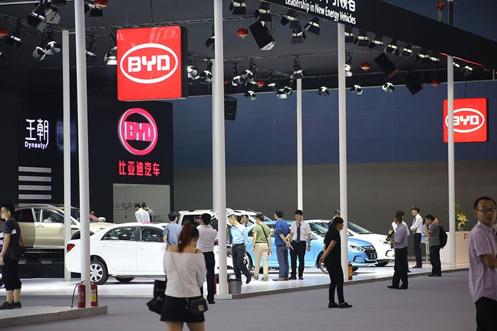 Toyota, BYD to Co-Develop Pure EVs, Batteries for China Market