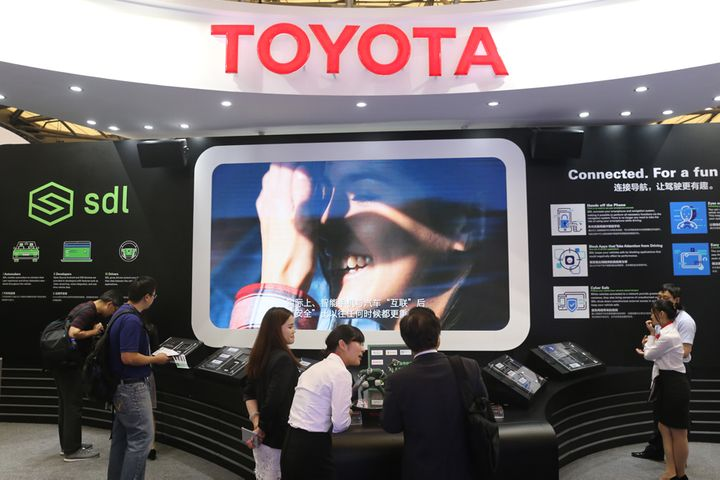 Toyota Furthers China Mobility Mission With New Travel Unit in Hainan