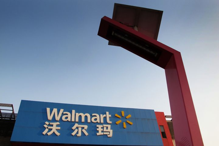 Trade Spat Fails to Stunt Walmart China Cross-Border E-Commerce Growth