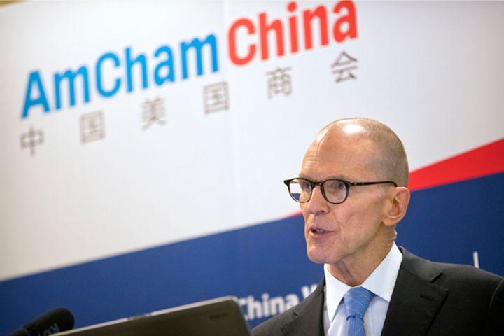 Trump Tariffs May Punish Three-Quarters of US Firms in China, AmCham Says