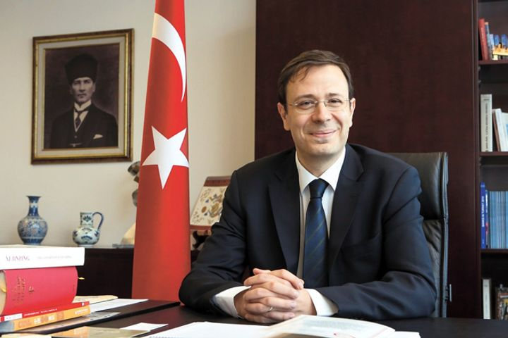 Turkish Lira's Devaluation Will Turn Around by Diversified Cooperation, Consul-General Says