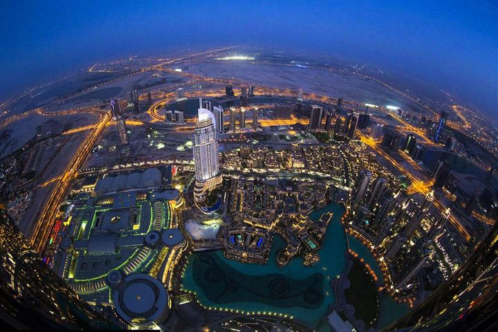 UAE's Largest Free Trade Zone Supports China's Belt and Road Initiative