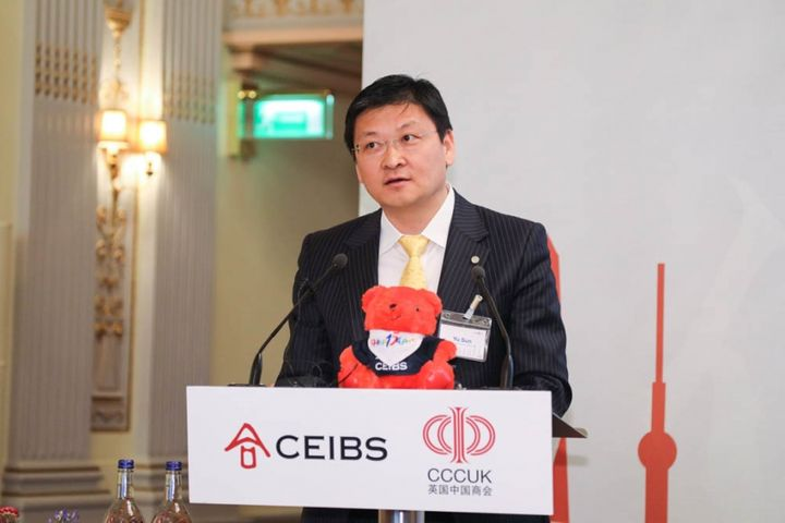 UK-China Chamber of Commerce Aims to Deepen Financial Ties