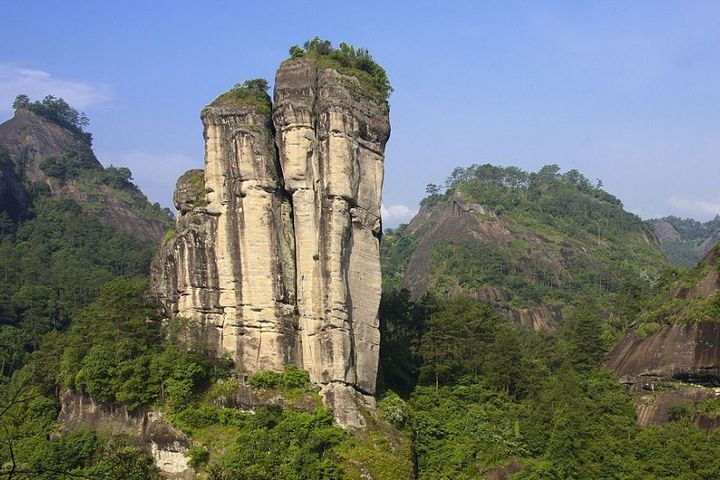 UNESCO Inscribes China's Wuyishan on Both World Cultural Heritage and World Natural Heritage Lists
