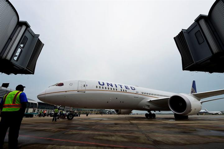 United Airlines to Charter More Passenger Jets Carrying PPE From China to US