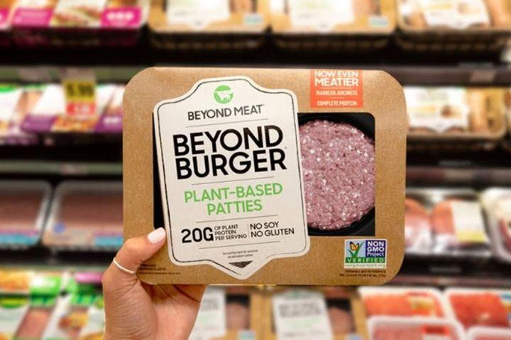 US Veggie Burger Maker Beyond Meat to Land in China This Season