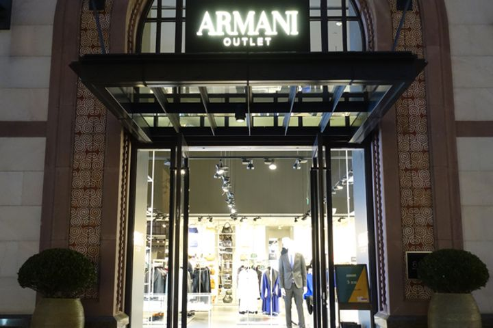 USD5,000 Armani Windbreakers Fail Shanghai Quality Checks
