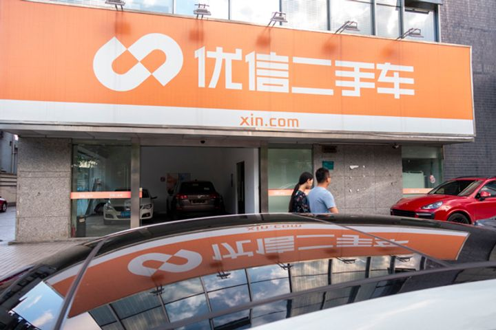 Uxin Shares Soar After Alibaba Agrees to Take Its Used Car Marketplace up a Gear