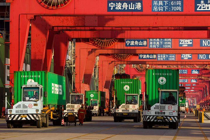 Vale, Zhoushan Port Ink Deal to Supply Top-Grade Iron Ore to China