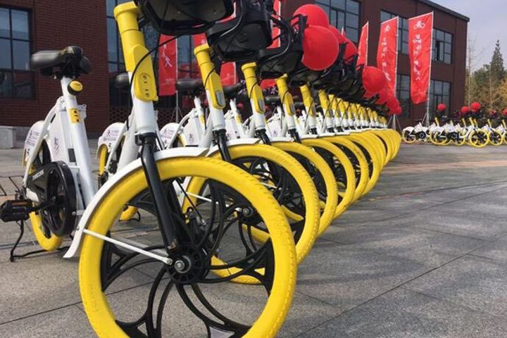 Venerable Shanghai Bicycle Brand Gets Funds to Move Up Gear in Sharing Economy
